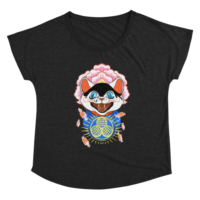 Botan Rice Candy Women's Scoop Neck by Erica Fails at Merch