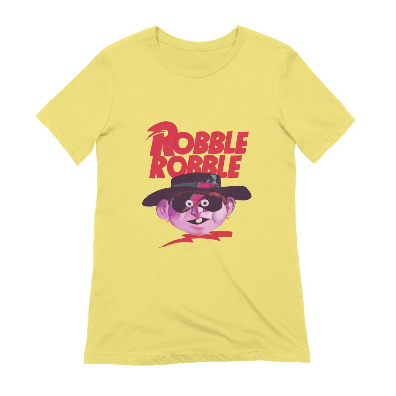 Robble Robble Women's T-Shirt by Erica Fails at Merch