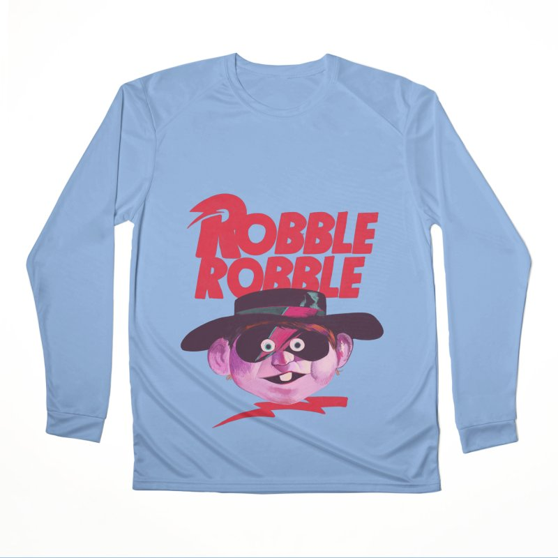 Robble Robble Men's Longsleeve T-Shirt by Erica Fails at Merch