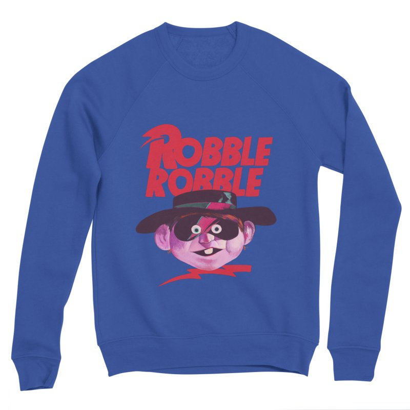 Robble Robble Men's Sweatshirt by Erica Fails at Merch