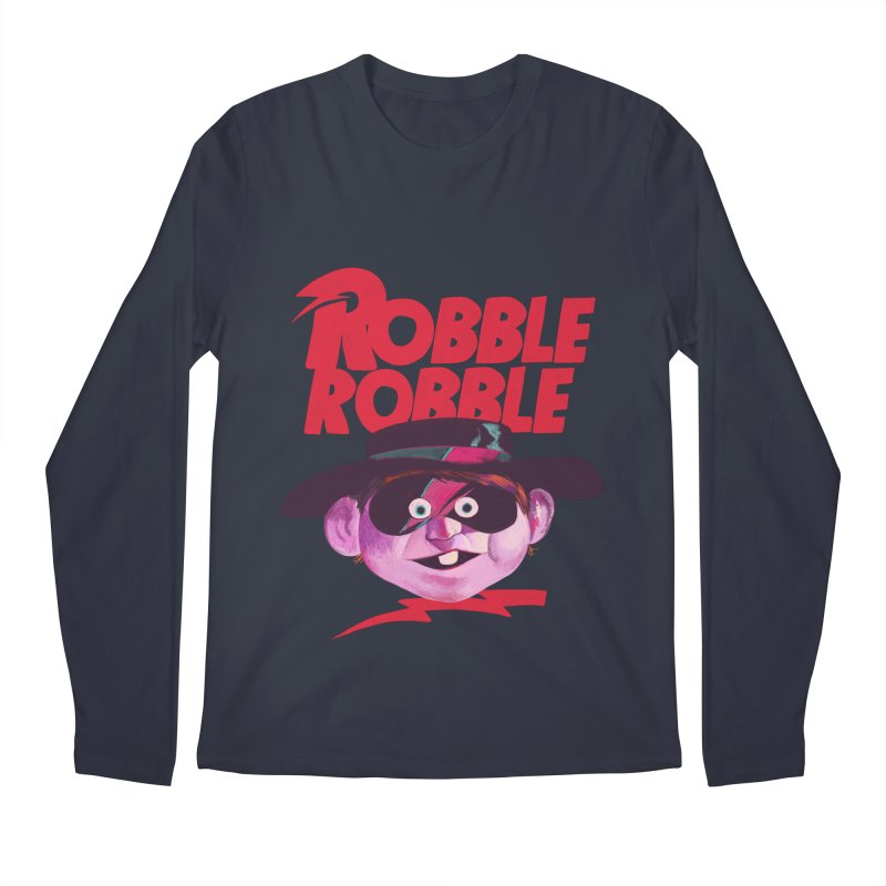Robble Robble Men's Longsleeve T-Shirt by Erica Fails at Merch