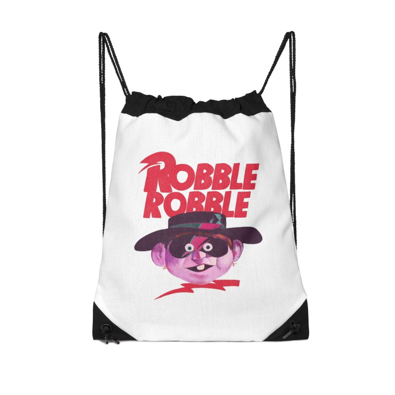 Robble Robble Accessories Bag by Erica Fails at Merch