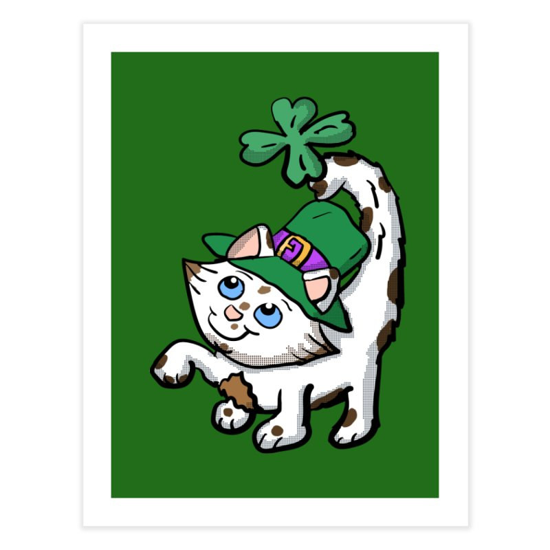 Irish Kitten    by ericallen's Artist Shop