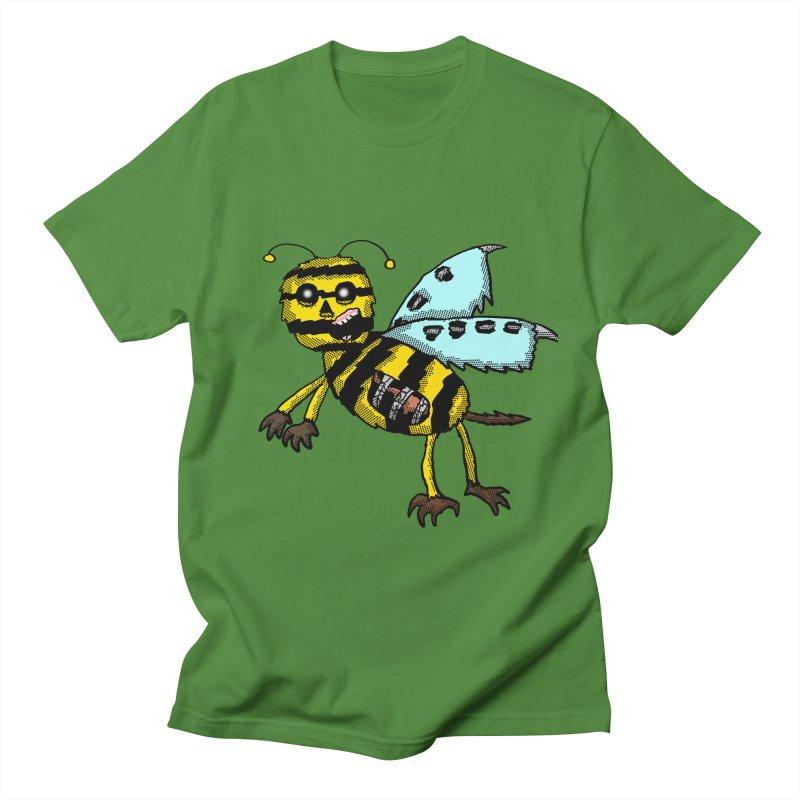 Zombee Men's T-Shirt by ericallen's Artist Shop