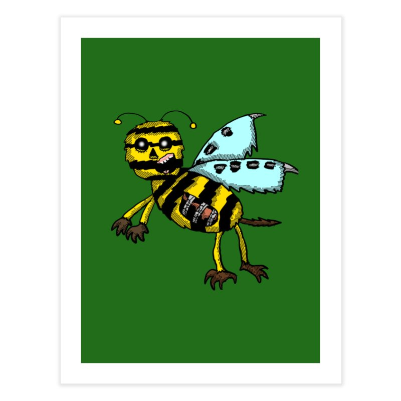 Zombee   by ericallen's Artist Shop