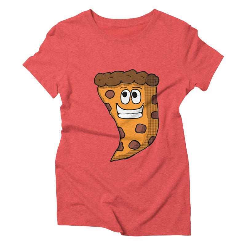 Pizza Character   by ericallen's Artist Shop