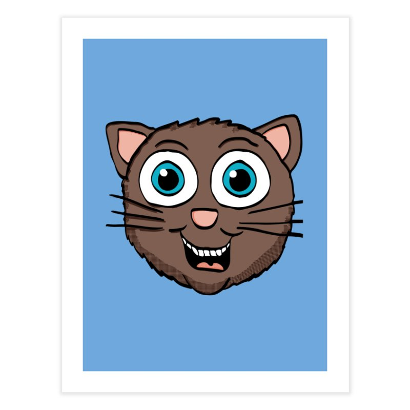 Cute Brown Kitty   by ericallen's Artist Shop