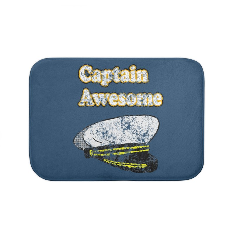 Vintage Captain Awesome    by ericallen's Artist Shop