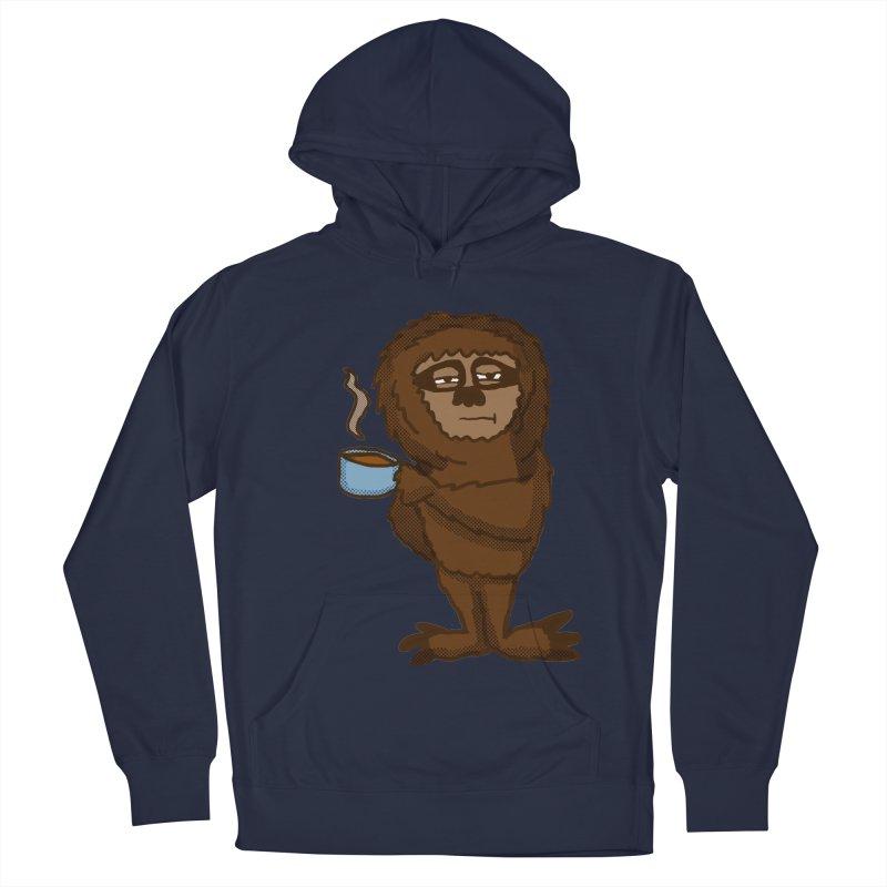 Groggy Sloth  Men's Pullover Hoody by ericallen's Artist Shop