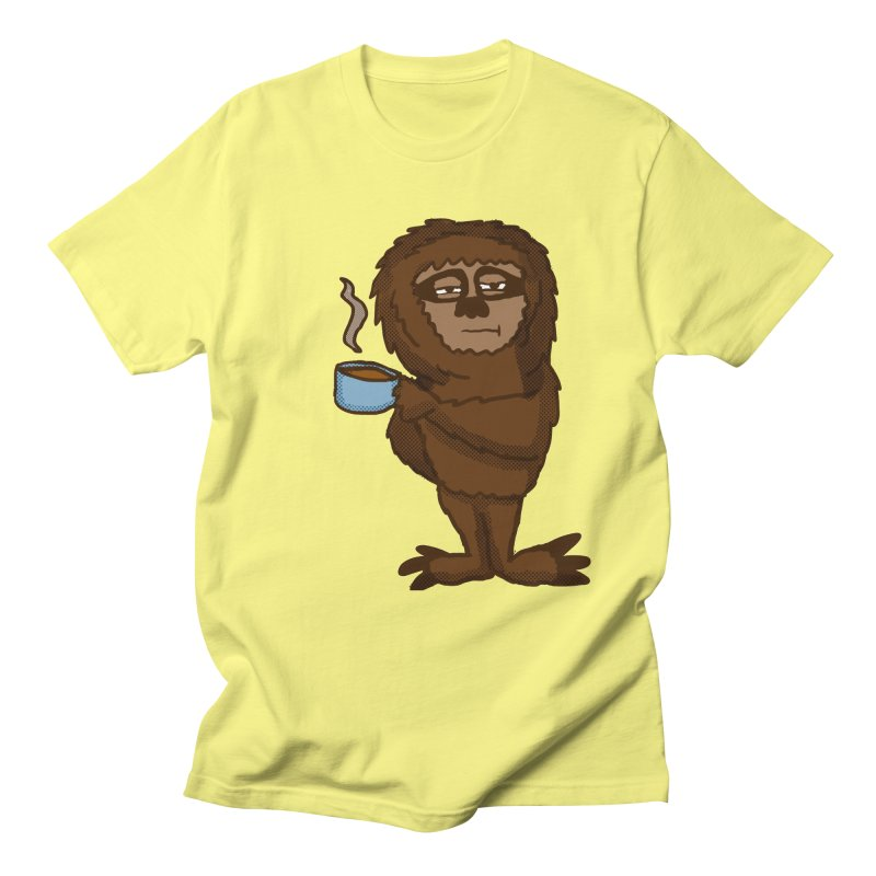 Groggy Sloth  Women's Unisex T-Shirt by ericallen's Artist Shop