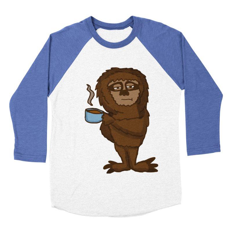 Groggy Sloth  Women's Baseball Triblend T-Shirt by ericallen's Artist Shop