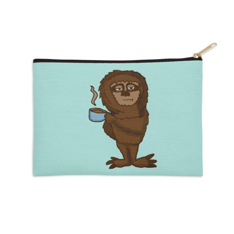 Groggy Sloth  Accessories Zip Pouch by ericallen's Artist Shop