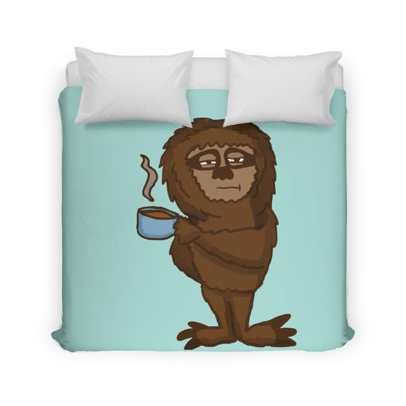Groggy Sloth  Home Duvet by ericallen's Artist Shop