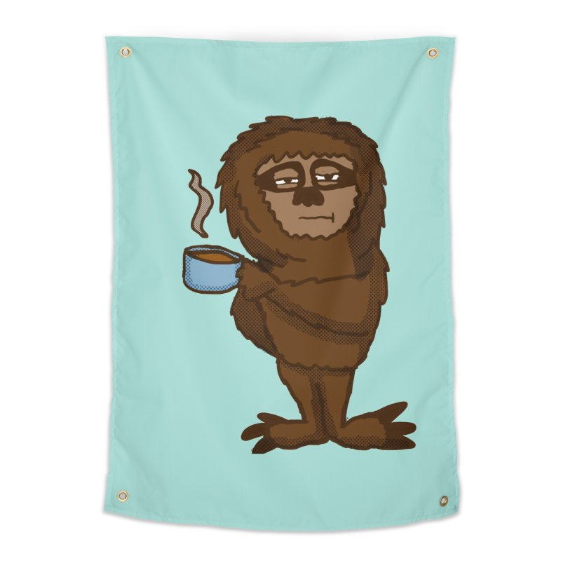 Groggy Sloth  Home Tapestry by ericallen's Artist Shop