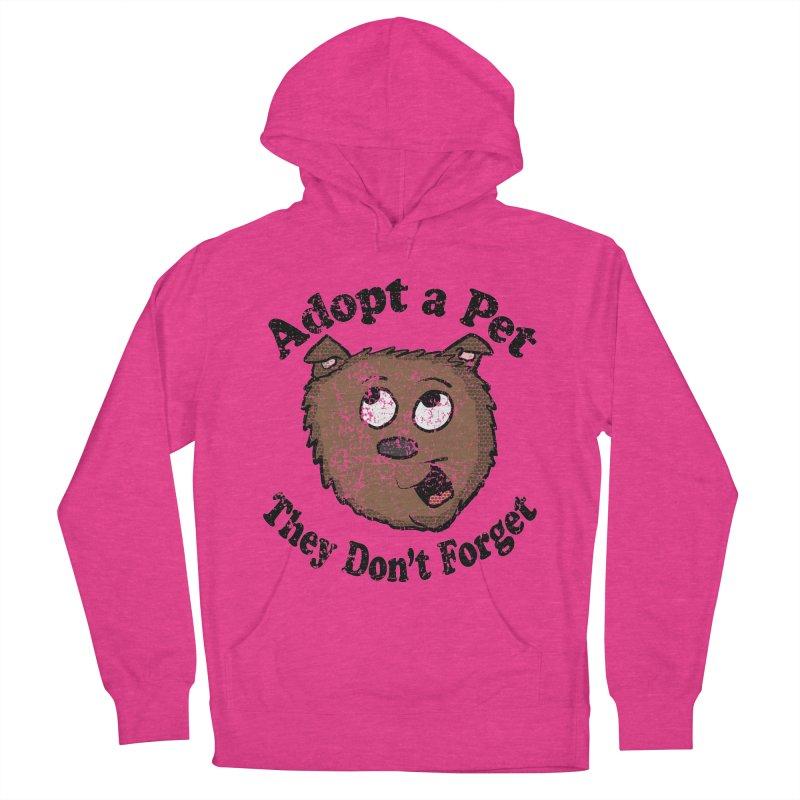 Vintage Adopt A Pet  Women's Pullover Hoody by ericallen's Artist Shop