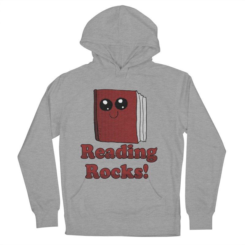 Reading Rocks! Women's Pullover Hoody by ericallen's Artist Shop