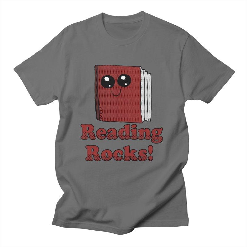 Reading Rocks! Women's Unisex T-Shirt by ericallen's Artist Shop