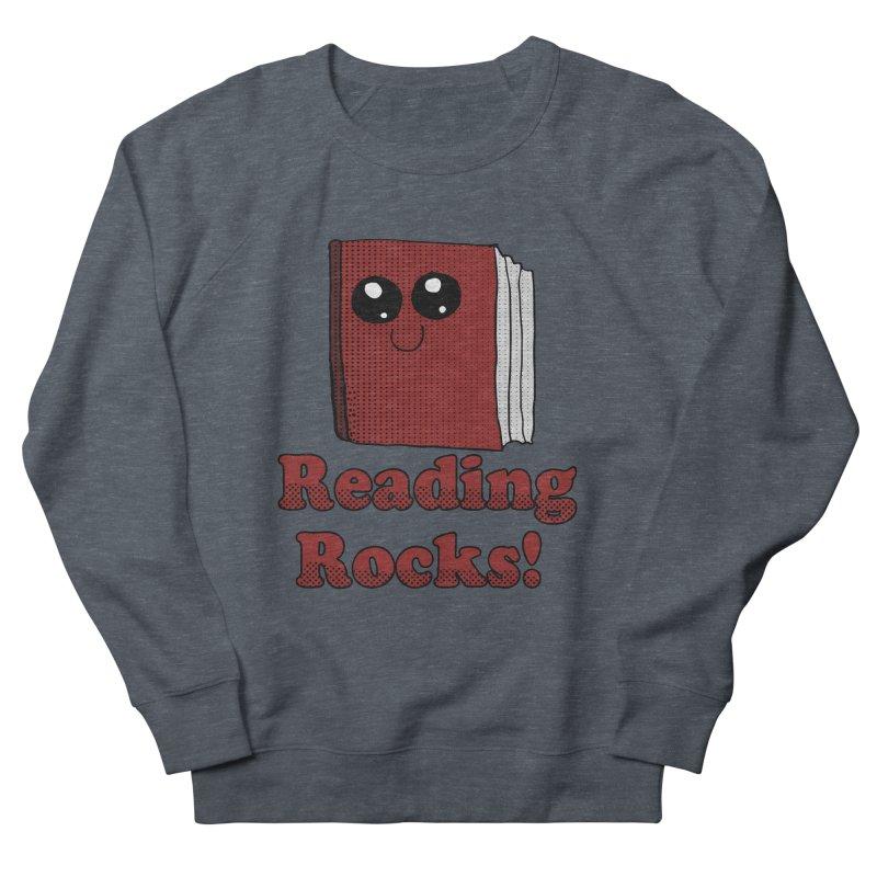 Reading Rocks! Women's Sweatshirt by ericallen's Artist Shop
