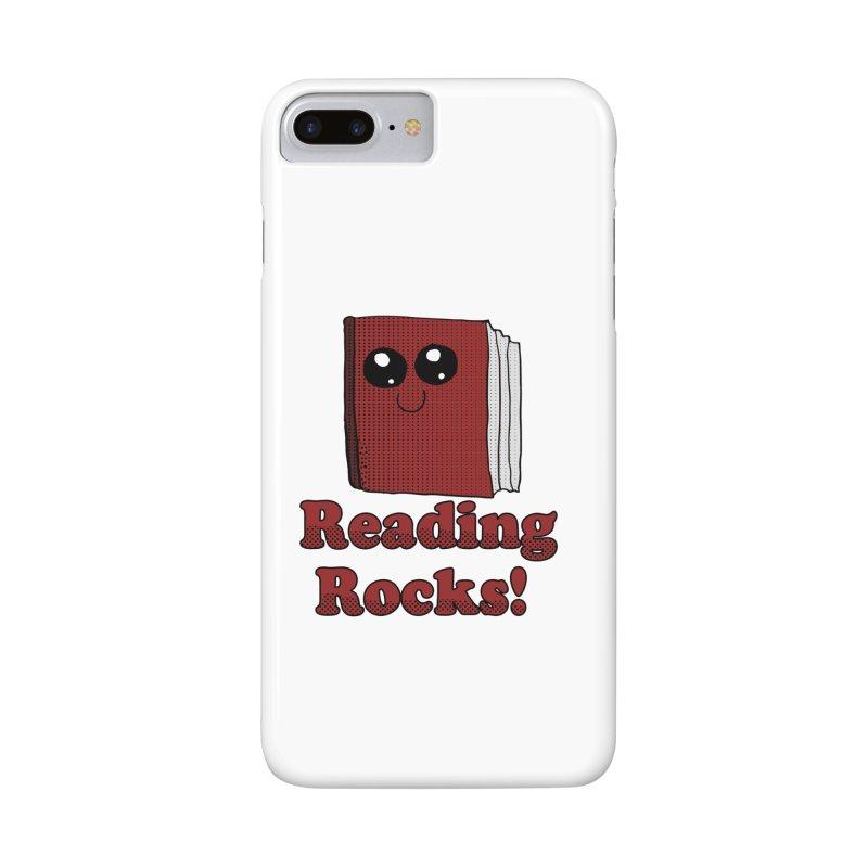 Reading Rocks! Accessories Phone Case by ericallen's Artist Shop