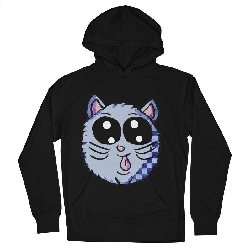 Silly Kitty Women's Pullover Hoody by ericallen's Artist Shop