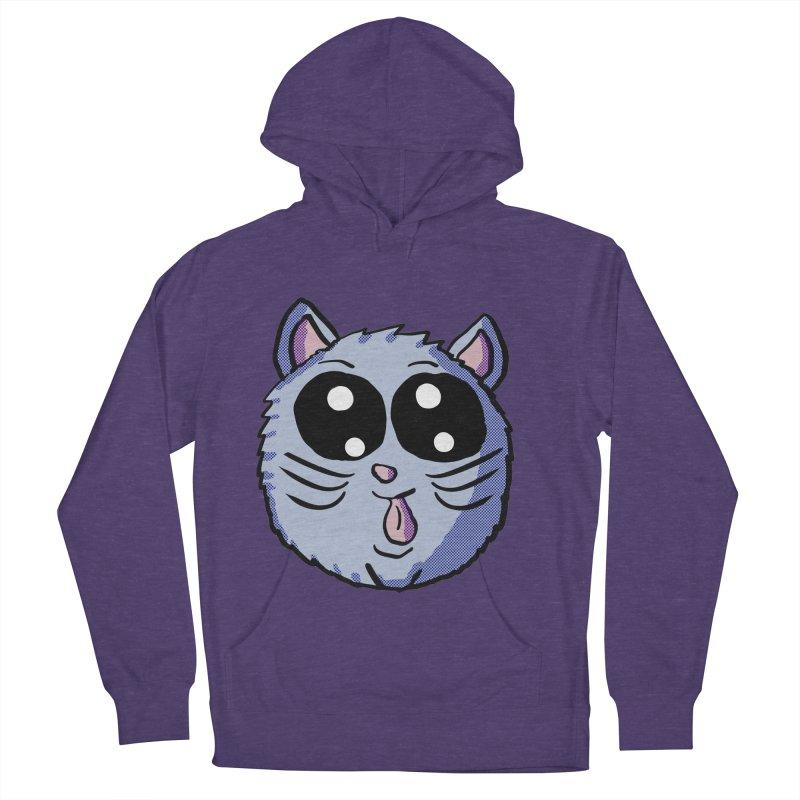 Silly Kitty Men's Pullover Hoody by ericallen's Artist Shop