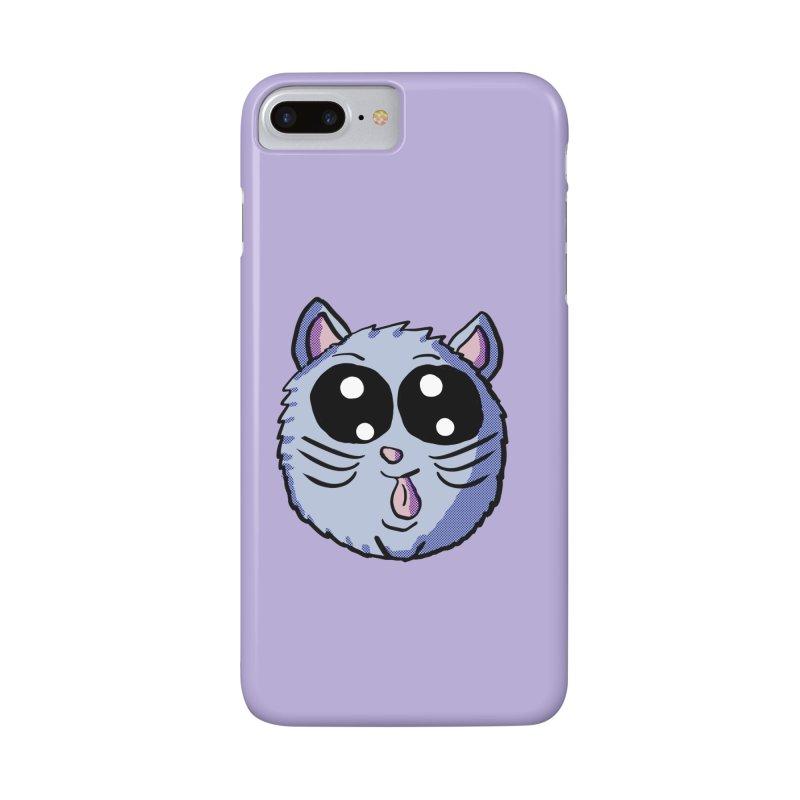 Silly Kitty Accessories Phone Case by ericallen's Artist Shop