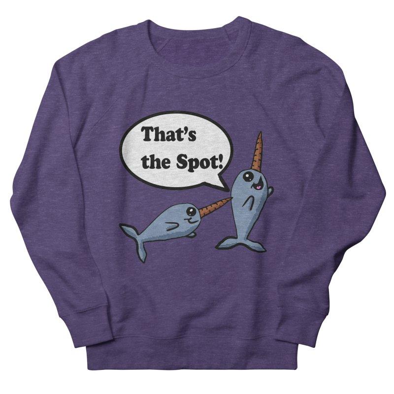 Narwhal Friends Women's Sweatshirt by ericallen's Artist Shop