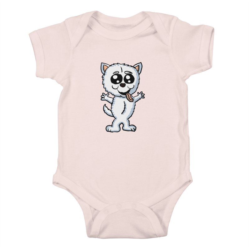 Cute Sheltie Kids Baby Bodysuit by ericallen's Artist Shop