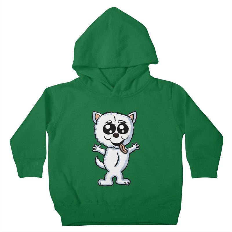 Cute Sheltie Kids Toddler Pullover Hoody by ericallen's Artist Shop