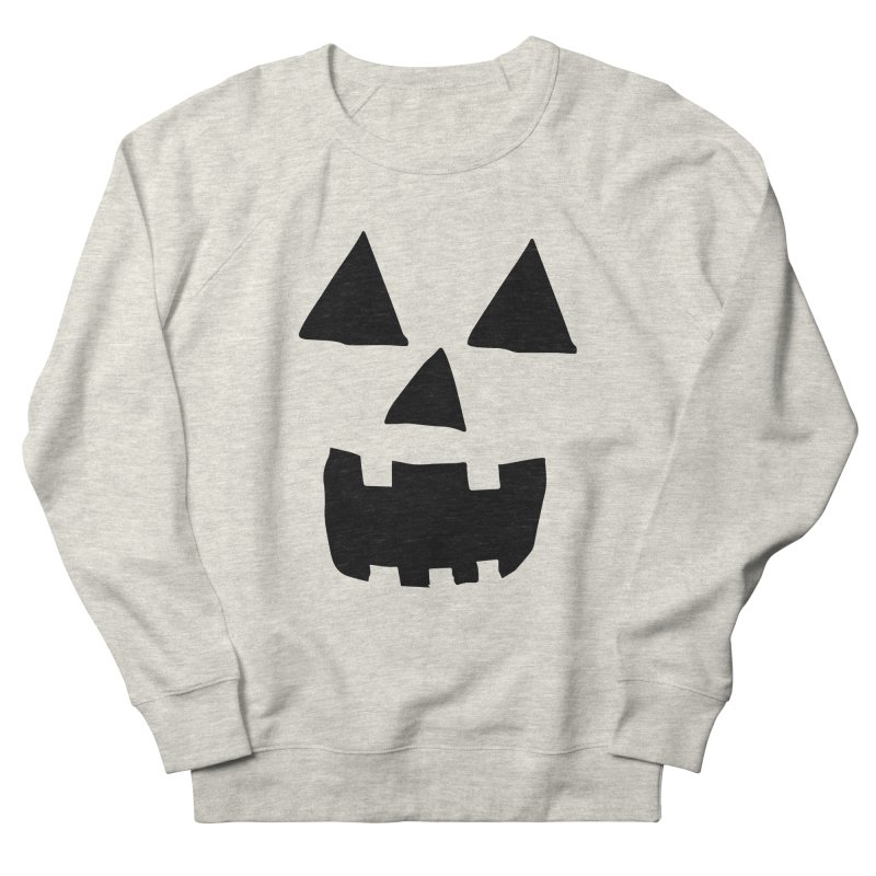 Jack O Lantern Face Women's Sweatshirt by ericallen's Artist Shop