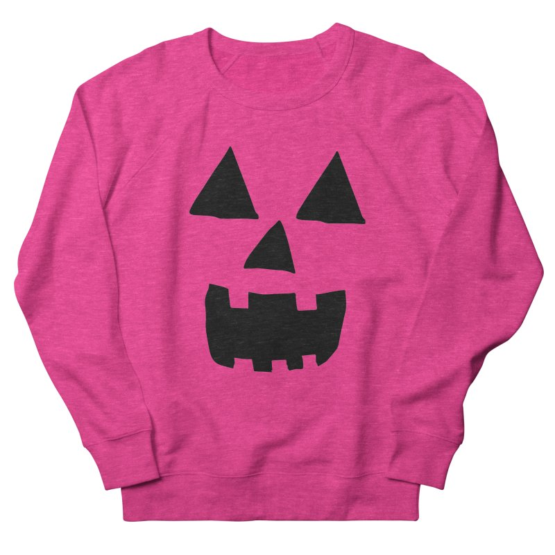 Jack O Lantern Face Men's Sweatshirt by ericallen's Artist Shop