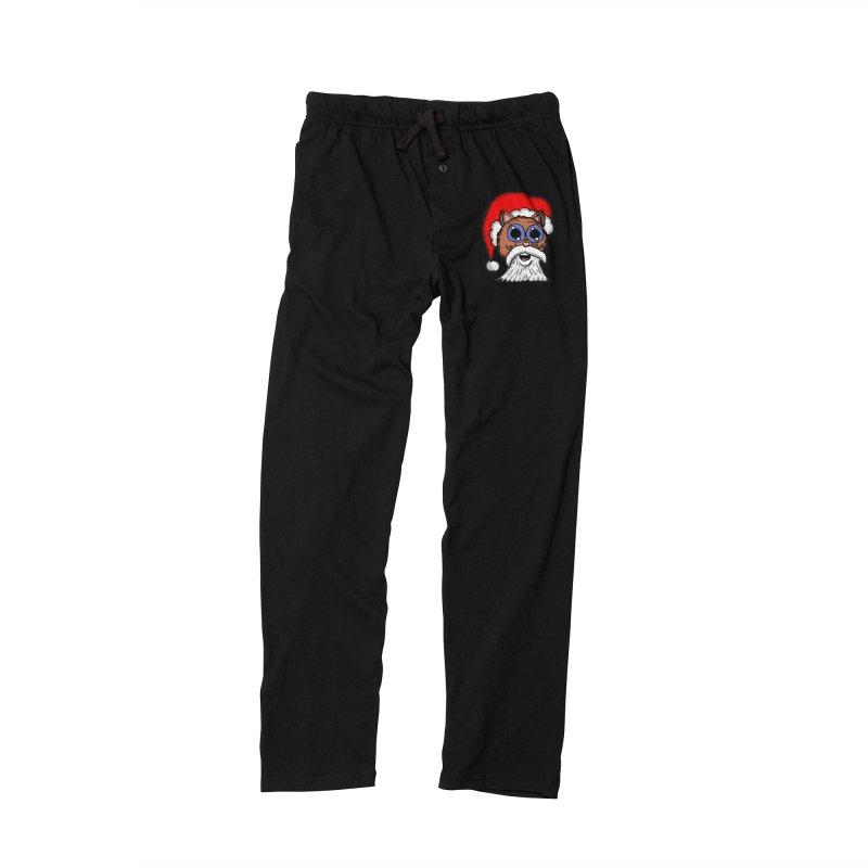 Santa Kitty Men's Lounge Pants by ericallen's Artist Shop