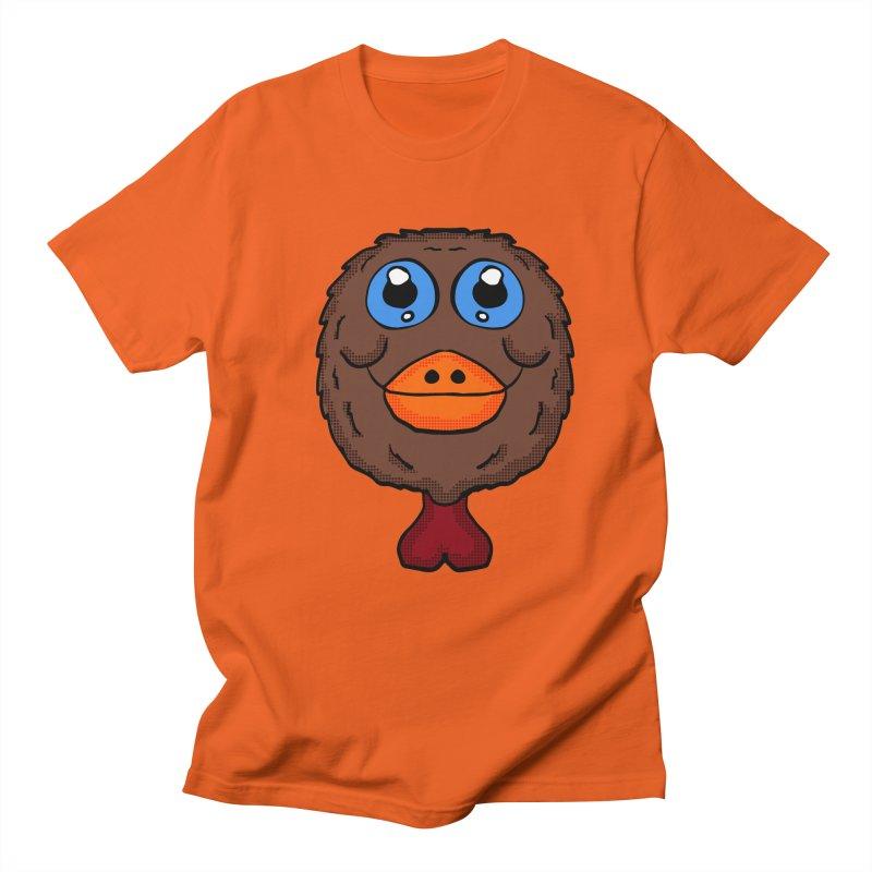 Turkey Head Men's T-shirt by ericallen's Artist Shop