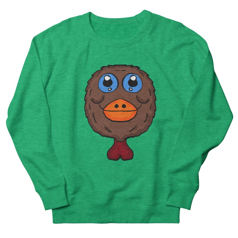 Turkey Head Men's Sweatshirt by ericallen's Artist Shop