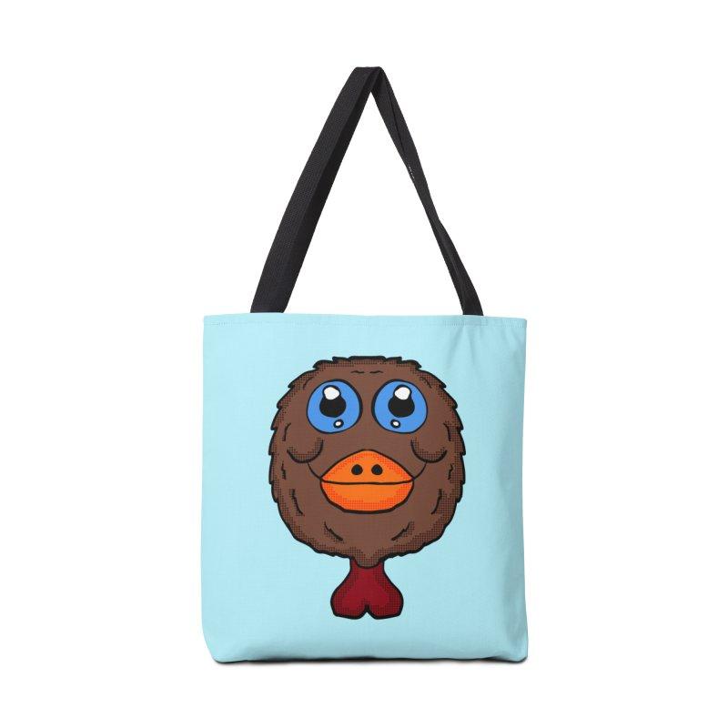 Turkey Head Accessories Bag by ericallen's Artist Shop
