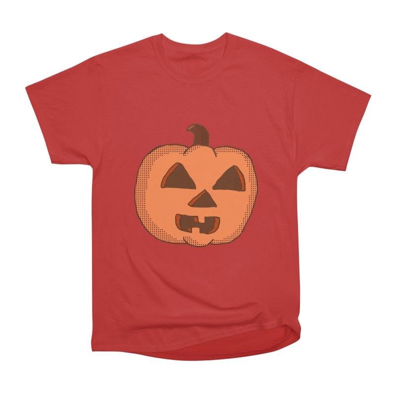 Jackolantern Vector Men's Classic T-Shirt by ericallen's Artist Shop