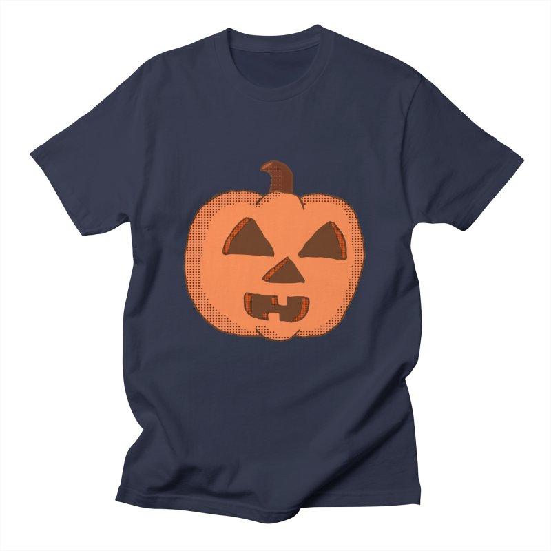 Jackolantern Vector Women's Unisex T-Shirt by ericallen's Artist Shop