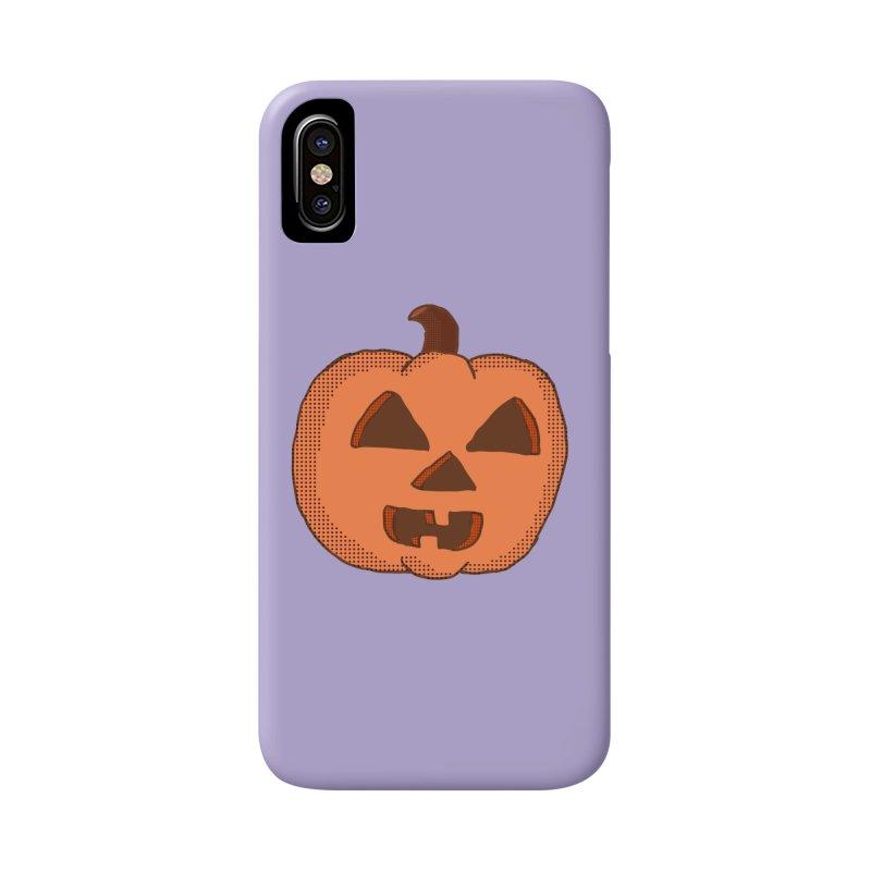 Jackolantern Vector Accessories Phone Case by ericallen's Artist Shop