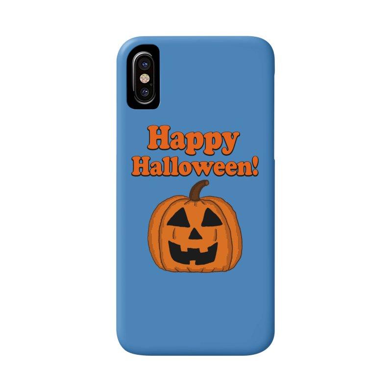 Happy Halloween Jackolantern Accessories Phone Case by ericallen's Artist Shop