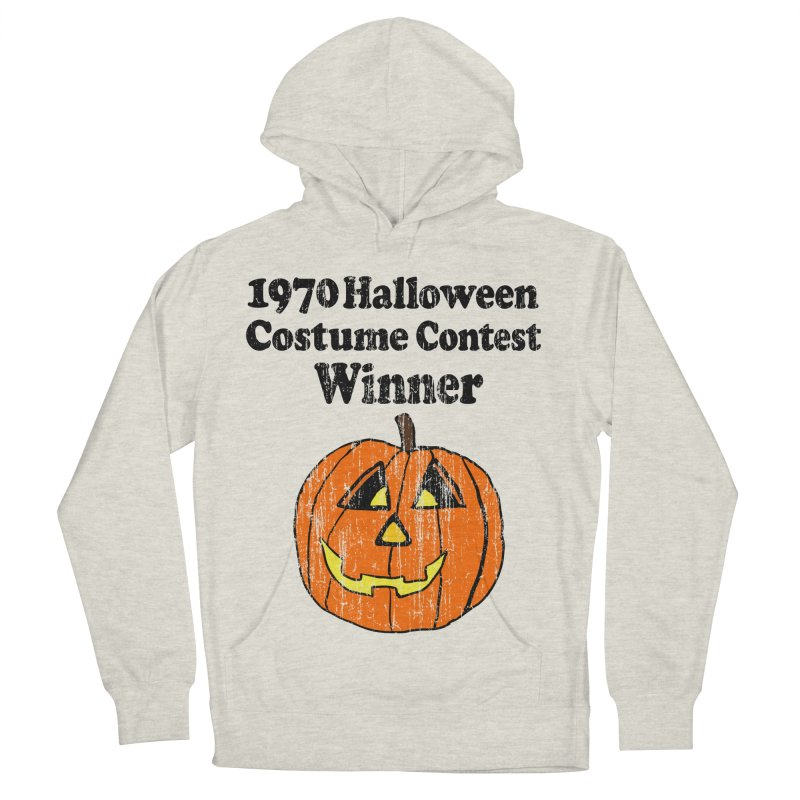 Vintage 1970 Halloween Costume Contest Winner Men's Pullover Hoody by ericallen's Artist Shop
