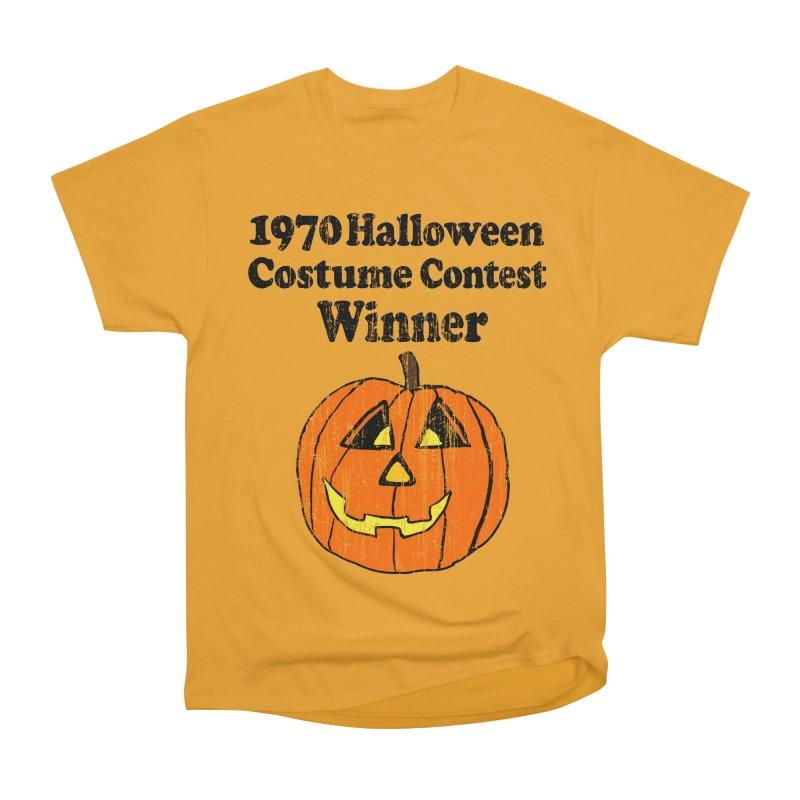 Vintage 1970 Halloween Costume Contest Winner Men's Classic T-Shirt by ericallen's Artist Shop