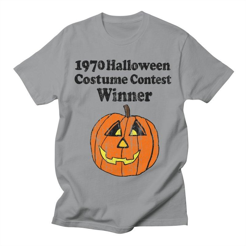Vintage 1970 Halloween Costume Contest Winner Women's Unisex T-Shirt by ericallen's Artist Shop