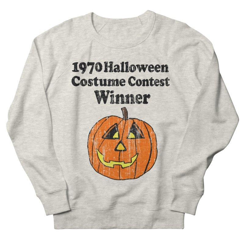 Vintage 1970 Halloween Costume Contest Winner Men's Sweatshirt by ericallen's Artist Shop