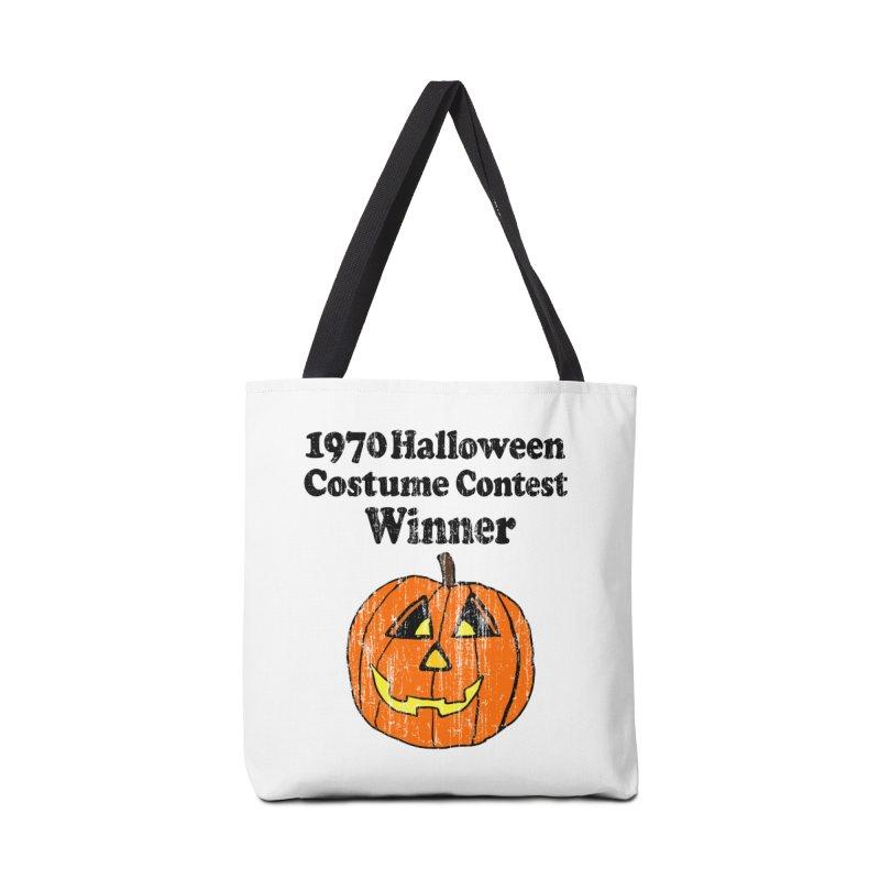 Vintage 1970 Halloween Costume Contest Winner Accessories Bag by ericallen's Artist Shop