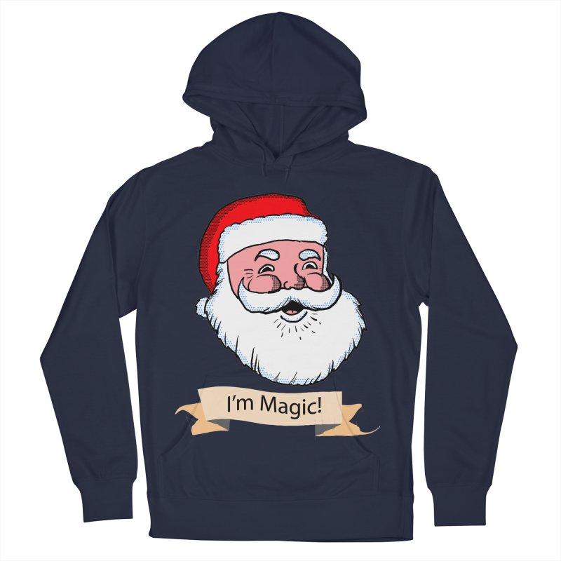 I'm Magic Santa Women's Pullover Hoody by ericallen's Artist Shop
