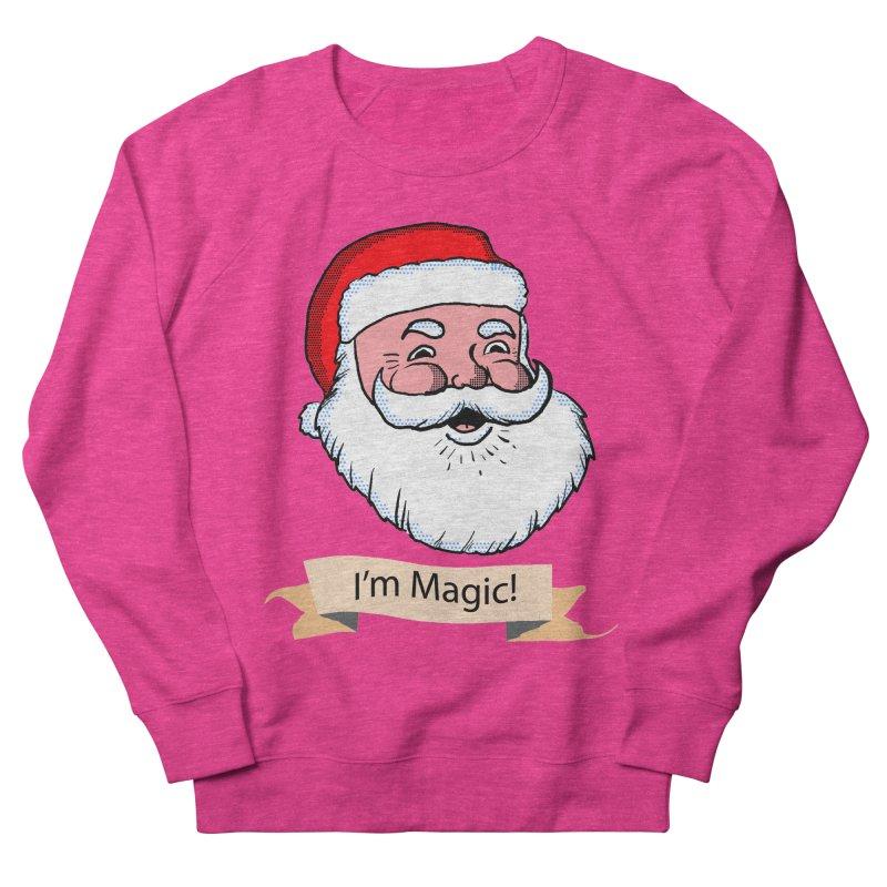 I'm Magic Santa Women's Sweatshirt by ericallen's Artist Shop
