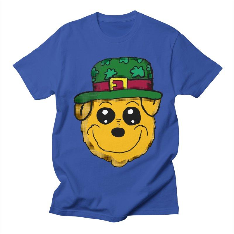 Irish Setter in Men's T-Shirt Royal Blue by ericallen's Artist Shop
