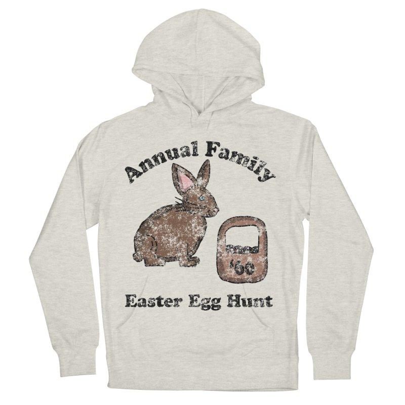 Vintage Annual Family Easter Egg Hunt Women's Pullover Hoody by ericallen's Artist Shop