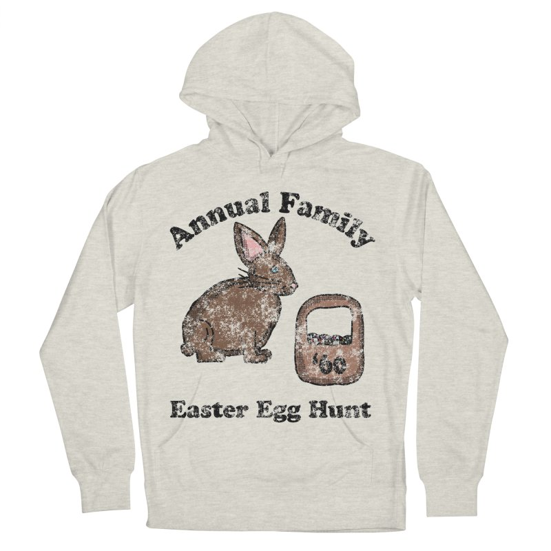 Vintage Annual Family Easter Egg Hunt Men's Pullover Hoody by ericallen's Artist Shop