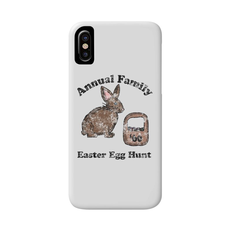Vintage Annual Family Easter Egg Hunt Accessories Phone Case by ericallen's Artist Shop